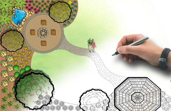 Garden Design: Garden Design With Hgtv Home Design Software