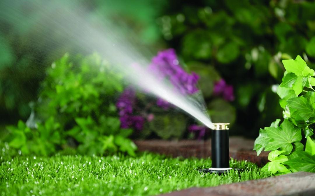 Irrigation four