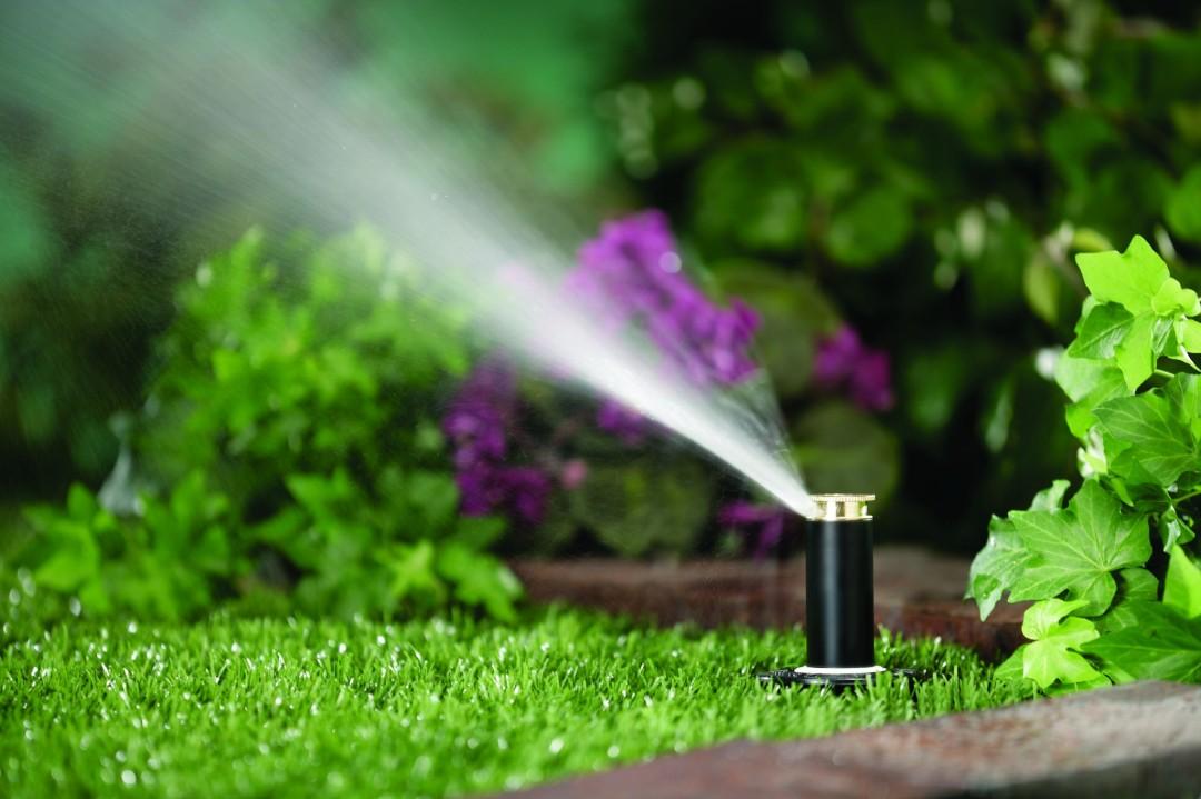 landscape gardening irrigation